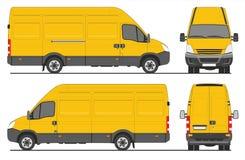 Iveco bus Stock Afbeeldingen