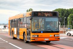 Iveco CityClass Stock Image