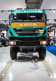 IVECO Dakar race truck Royalty Free Stock Photos