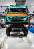 IVECO Dakar rasy ciężarówka Zdjęcia Royalty Free