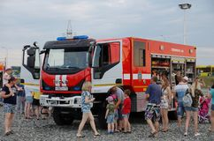 IVECO EUROCARGO 150-208 Стоковые Фото