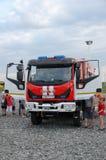 IVECO EUROCARGO 150-208 Стоковая Фотография RF