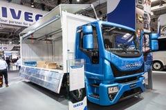 IVECO Eurocargo ciężarówka Fotografia Royalty Free