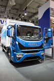 IVECO Eurocargo ciężarówka Obrazy Stock