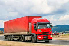 Iveco Stralis AT430 Royalty Free Stock Photo