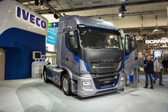 Iveco stralis XP 460 truck Royalty Free Stock Photography