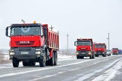 IVECO Trakker Immagini Stock Libere da Diritti