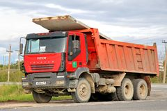 Iveco Trakker Stock Image