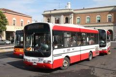 Iveco transportent Photo stock