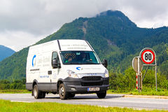 Iveco Daily Royalty Free Stock Photography