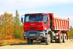 Iveco-Uralaz Trakker Photo stock
