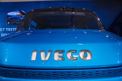 IVECO VISION Concept Van Stock Image