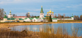 Iver monastery Royalty Free Stock Photos