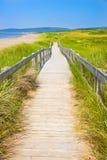 Iverness strandpromenad Arkivbilder