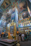 Iversky Cathedral Stock Photos