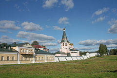 Iversky monastery, Russia Stock Images