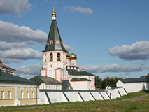 Iversky monastery, Russia Stock Photo