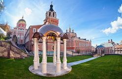 Iversky monastery Stock Photo