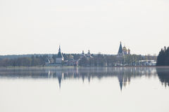 Iversky Valday monastery Royalty Free Stock Images