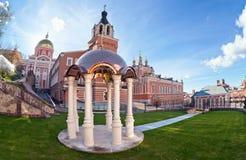 Iversky Women's Monastery in Samara Stock Photo