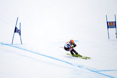 Ivica Kostelic  - Fis World Cup Stock Photo