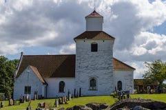 Ivo Church à l'île d'ivo Images libres de droits