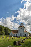 Ivo Church in Sweden Stock Image