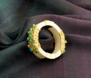 Ivory bracelet Royalty Free Stock Image