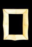 Ivory frame Stock Image