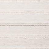 Ivory lace fabric on white background Royalty Free Stock Photos