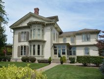 Ivory Quinby House Royalty Free Stock Photos