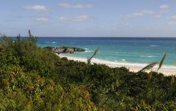 Ivrogne Bermudes Shoreline Photo libre de droits