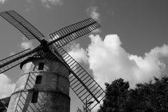Ivry Mill Royalty Free Stock Photos