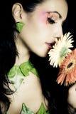 Ivy dress Royalty Free Stock Photo