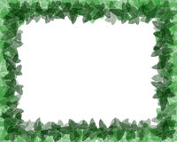 Ivy frame. Stock Image