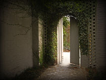 Ivy gateway Stock Image