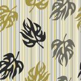 Ivy - seamless pattern Stock Photos
