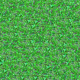 Ivy Seamless Pattern. This image can be composed like tiles endlessly without visible lines between parts Stock Photography