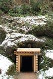 Iwami ginzan silvermin (världsarvet) arkivfoto