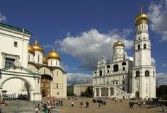 Iwan der große Glockenturm im Moskau der Kreml Stockfotografie