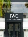 IWC Schaffhausen Stock Images