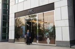 IWC sklep Obrazy Stock