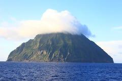 Iwo Island royaltyfria bilder