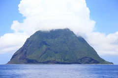 Iwo Island arkivbild