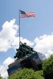 Iwo Jima纪念品 图库摄影