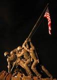 Iwo Jima纪念品 库存图片