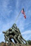 Iwo Jima纪念品 免版税库存图片