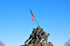 Iwo Jima Photographie stock