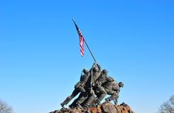 Iwo Jima 图库摄影