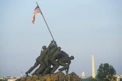 Iwo Jima Stock Afbeelding